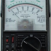 Radio Shack multimeter